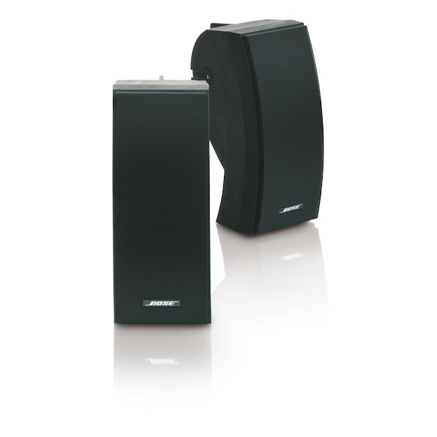 Bose 251 Environmental speaker - (including brackets) zwart