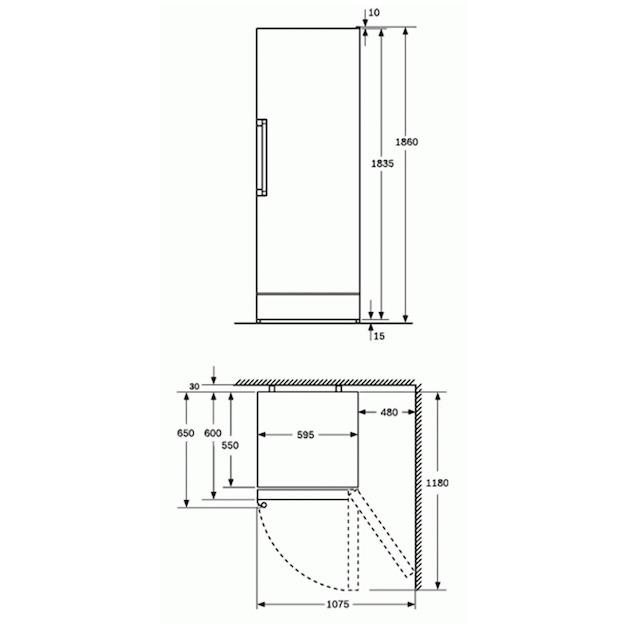 Bosch KSW38940