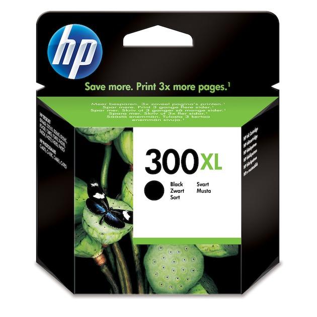 HP 300XL zwart