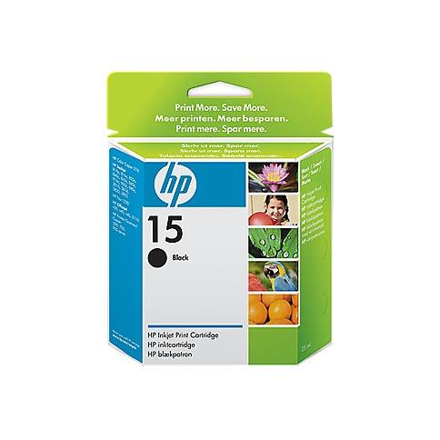 HP 15 zwart