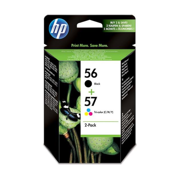 HP 56 + 57 combi pack