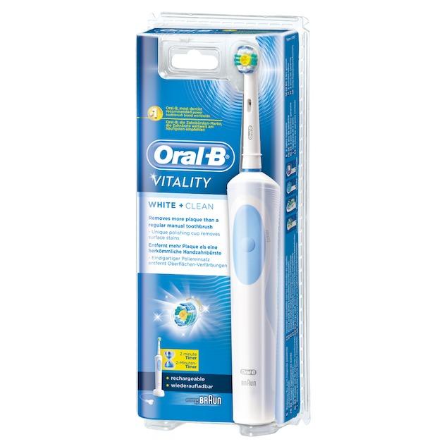 Oral B Vitality White & Clean