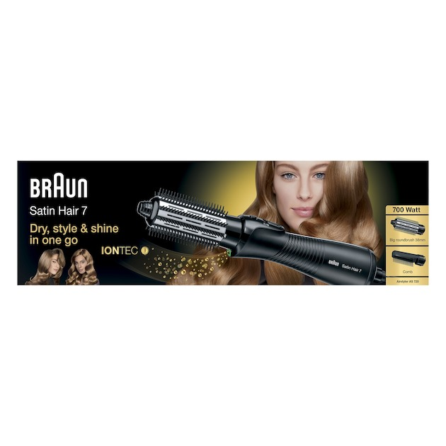 Braun Satin Hair 7 - AS720