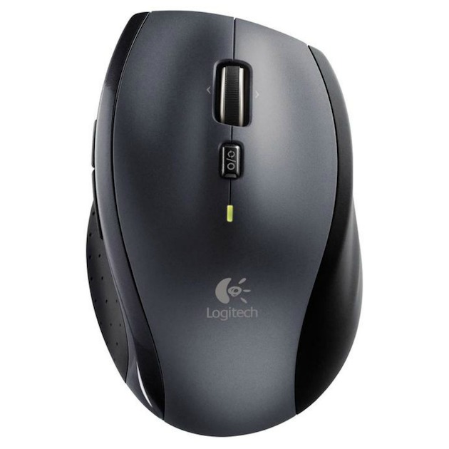 Logitech M705WIRELESSSIL