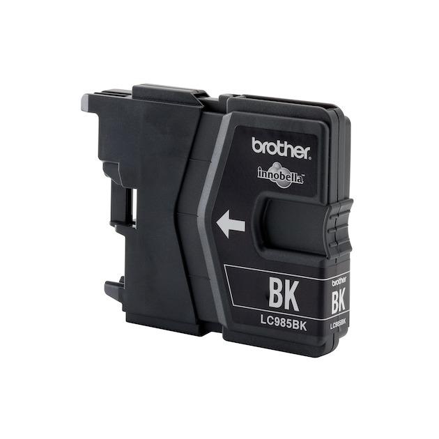 Brother LC-985BK zwart