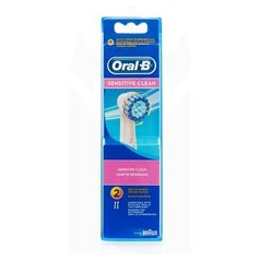 Oral B Opzetborstel Sensitive Clean EBS17