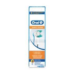 Oral B Opzetborstel Simply Clean EB17B-2