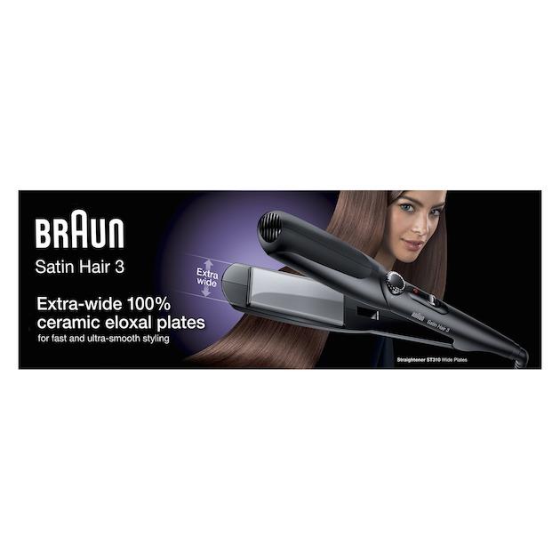 Braun Satin Hair 3 - ST310