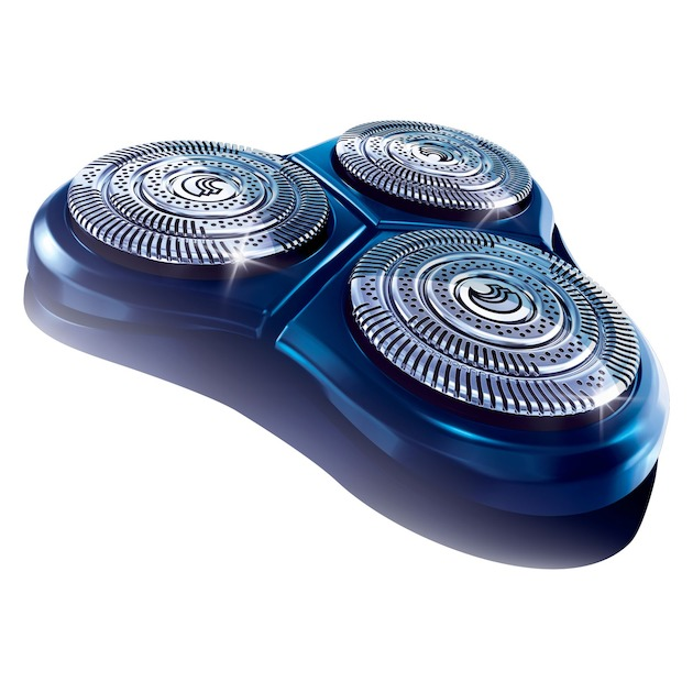 Philips HQ9/50 blauw
