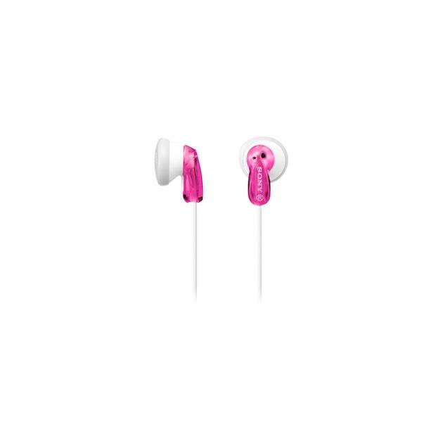 Sony MDR-E9LP roze