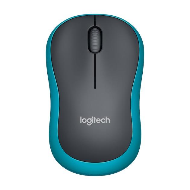 Logitech M185 blauw