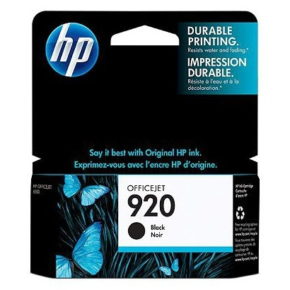 HP 920BLACKBLISTER