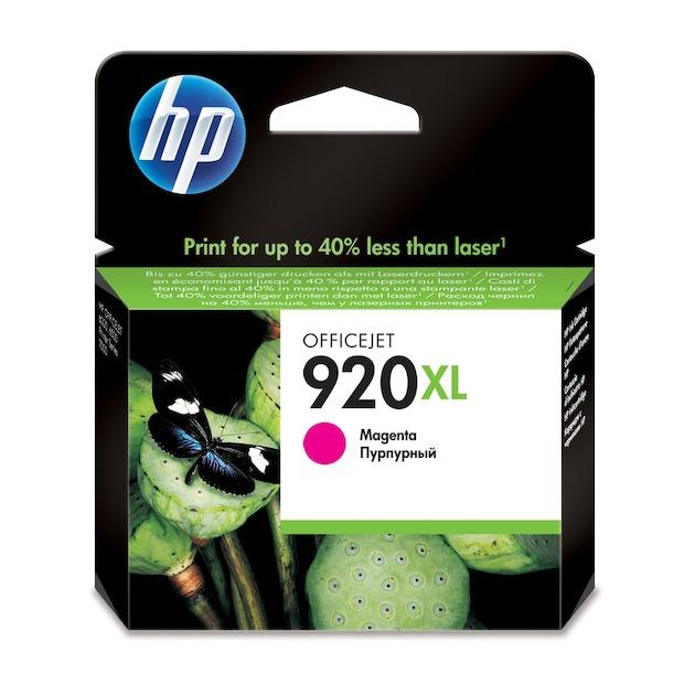 HP 920XLMAGENTABLI