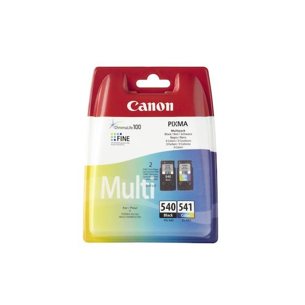 Canon PG-540 en CL-541 multipack