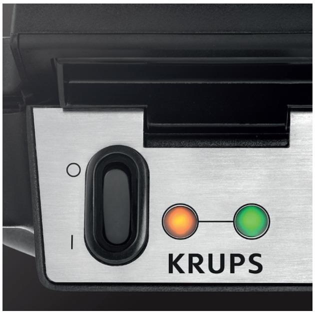 Krups FDK251 rvs