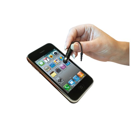 Scanpart styluspen touchscreen mini zwart
