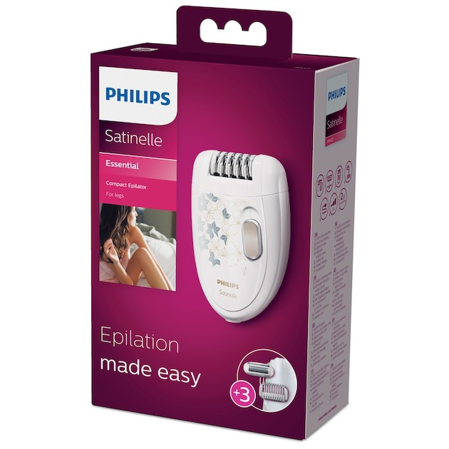 Philips HP6423/00 beige/wit
