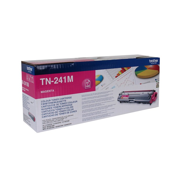 Brother TN-241M magenta
