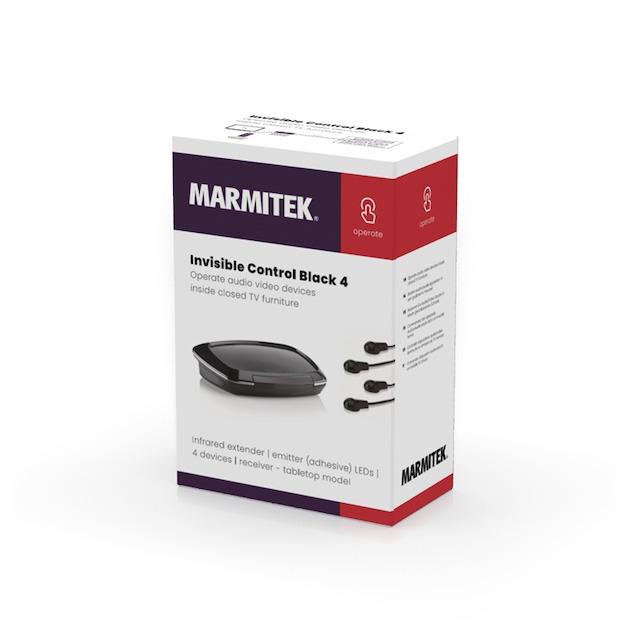 Marmitek INVISIBLECONTROL4 zwart