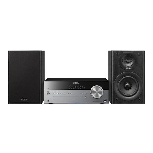 Sony CMT-SBT100B zilver/zwart