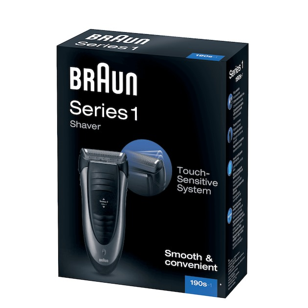 Braun Series 1 - 190-1