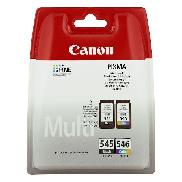 Canon PG545CL546MULTI