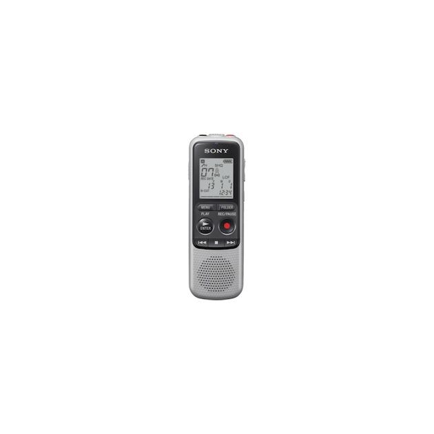 Sony ICD-BX140 grijs