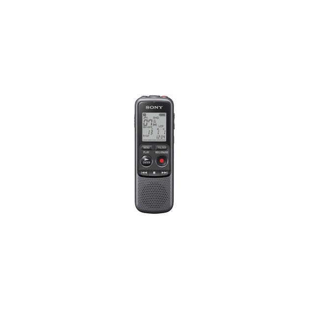 Sony ICD-PX240 zwart/grijs