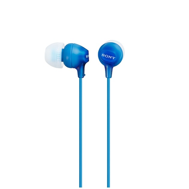 Sony MDR-EX15LP blauw