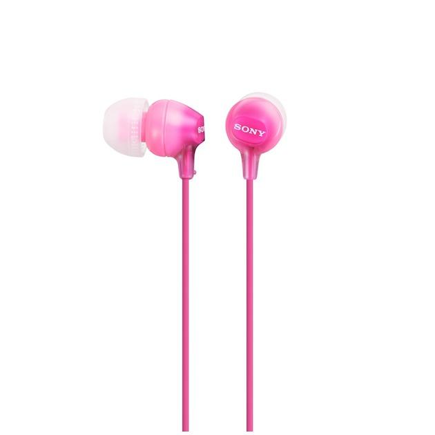 Sony MDR-EX15LP roze