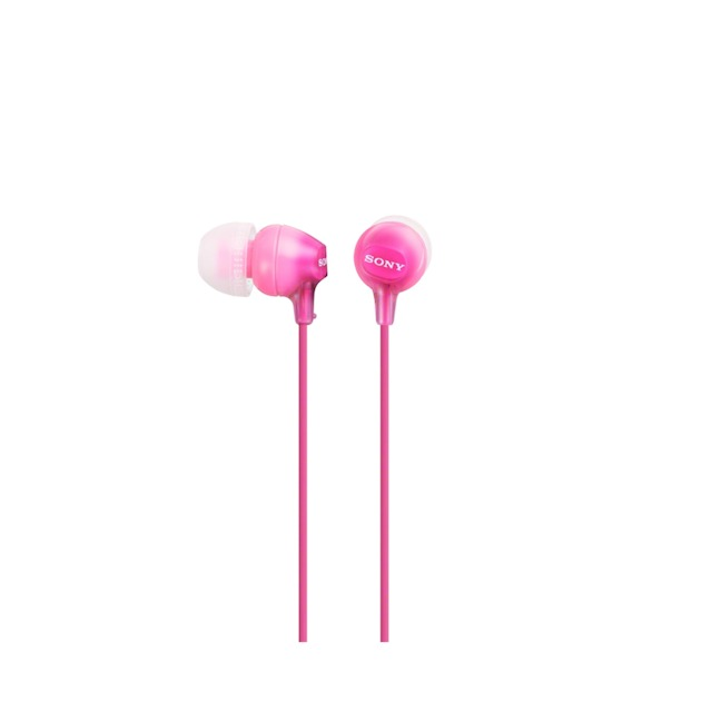 Sony MDR-EX15AP roze