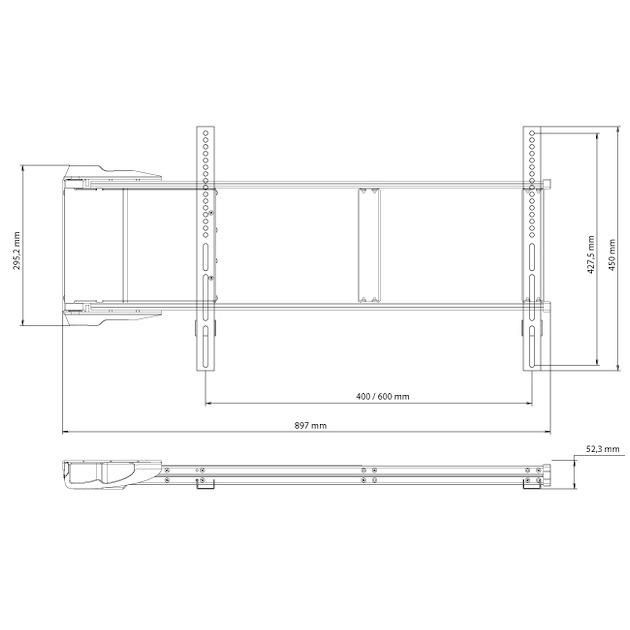 Multibrackets MB734500