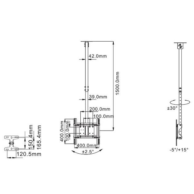 Multibrackets MB735460