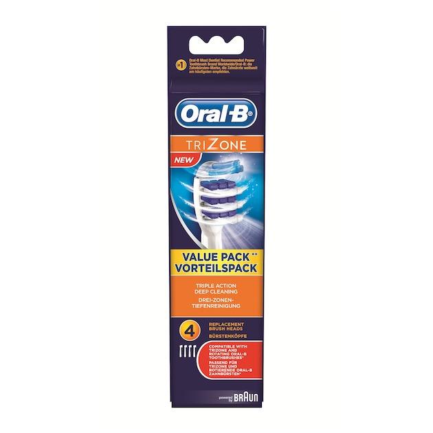 Oral B Opzetborstel TriZone EB30-4
