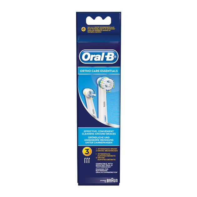 Oral B Ortho Care Essentials / EB Ortho Kit wit