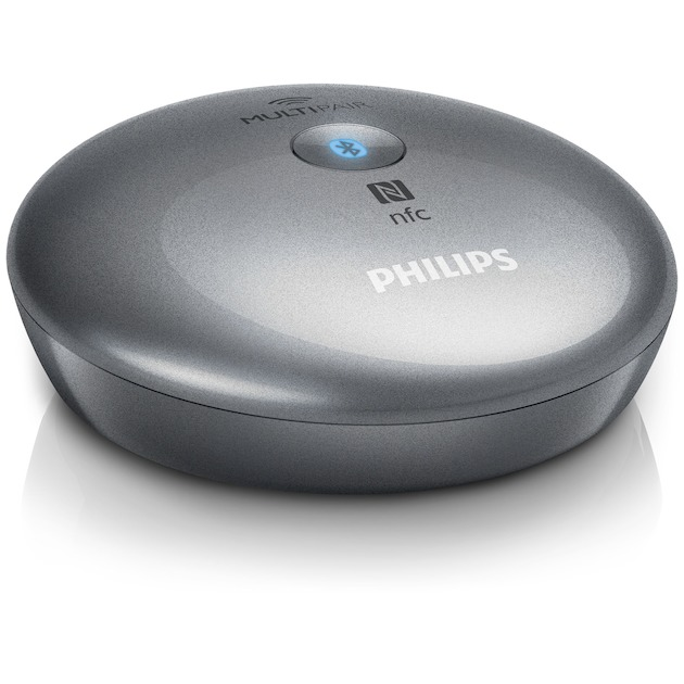 Philips AEA2700 bluetooth adapter Grijs