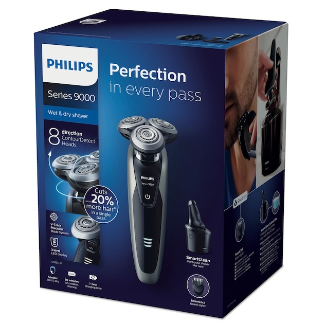 Philips S9161/31 zilver