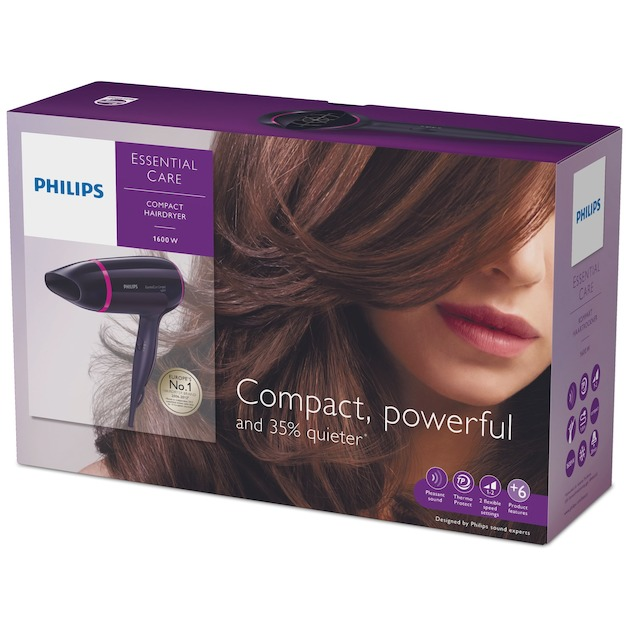 Philips BHD002/00 paars
