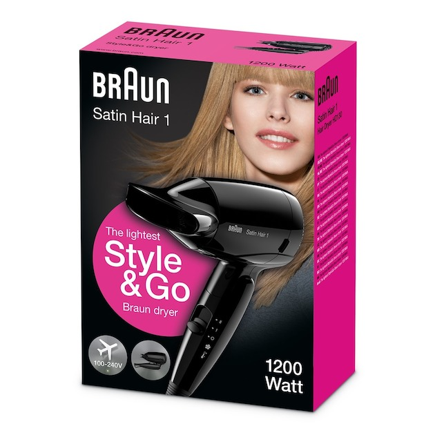 Braun Satin Hair 1 - HD130