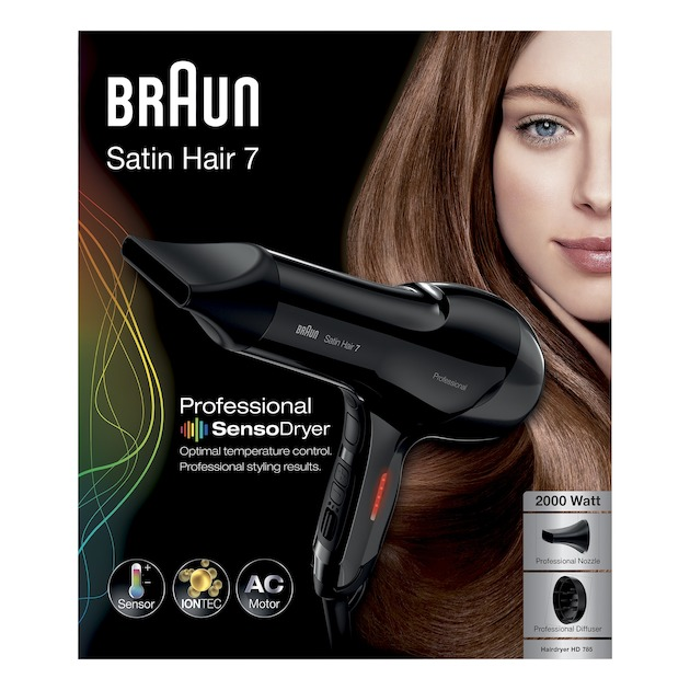 Braun Satin Hair 7 - HD785
