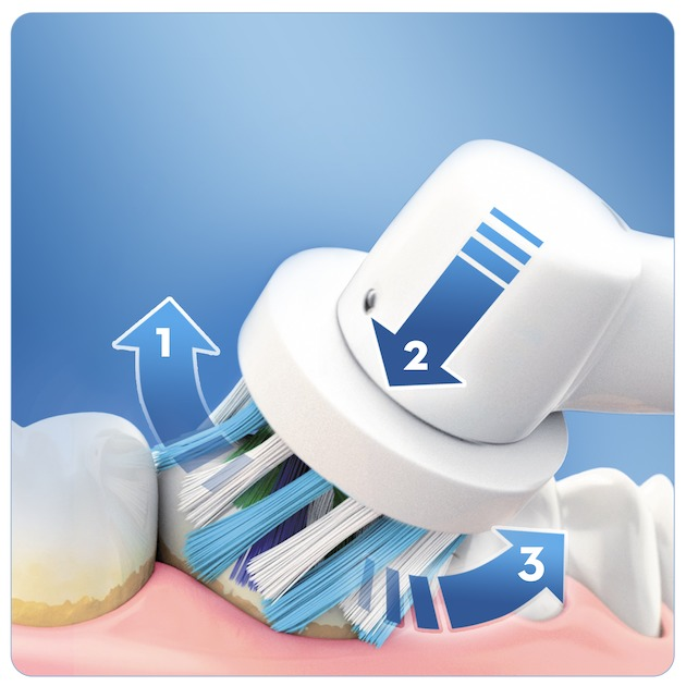 Oral B PRO600 Cross Action