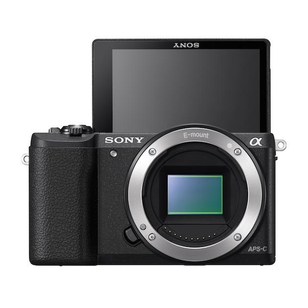 Sony Alpha A5100 + 16-50mm OSS zwart