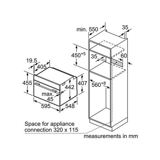 Bosch CMG636BS2