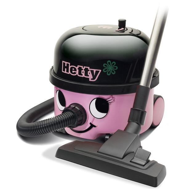 Numatic Hetty Eco HET-180 roze