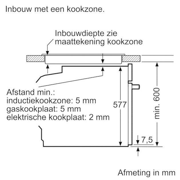 Bosch HBG633NS1