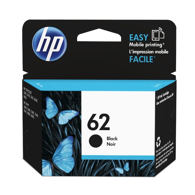 HP INKCARTRIDGE62B
