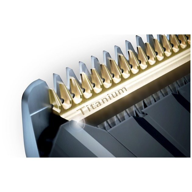 Philips HC9490/15 zwart/zilver
