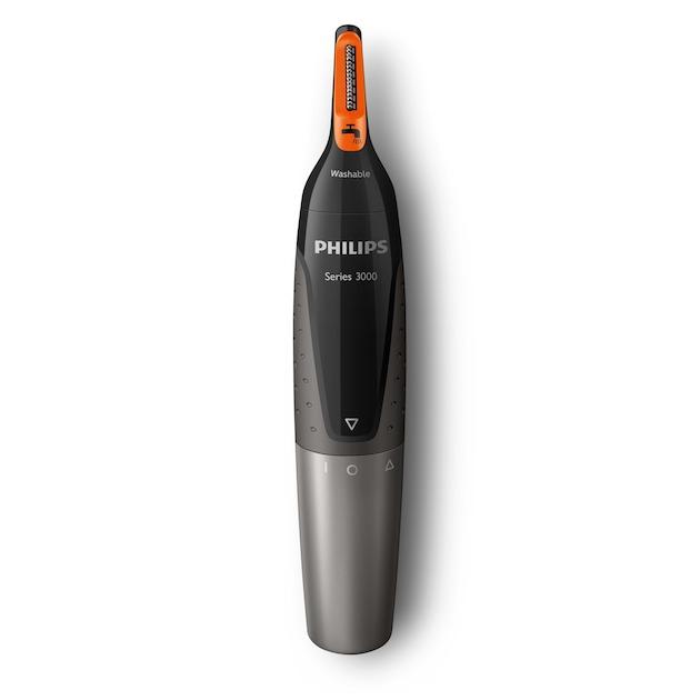 Philips NT3160/10 zwart/grijs
