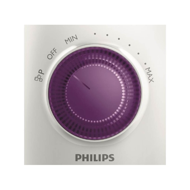 Philips HR2162/00 violet/wit