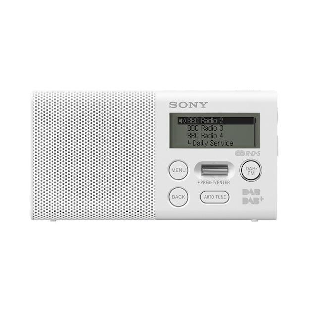 Sony XDR-P1DBP wit